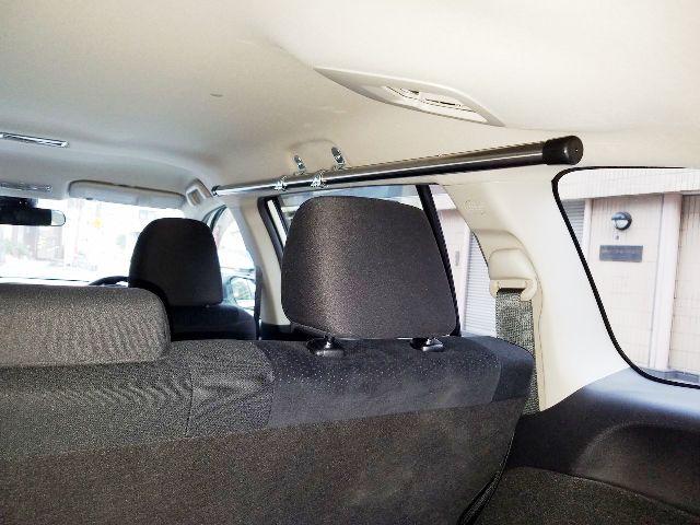 セカンドグリップラック パイプサイドバータイプ 車内キャリア